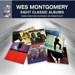 WES MONTGOMERY - EIGHT CLASSIC ALBUMS