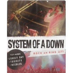SYSTEM OF A DOWN - ROCK AM RING 2011