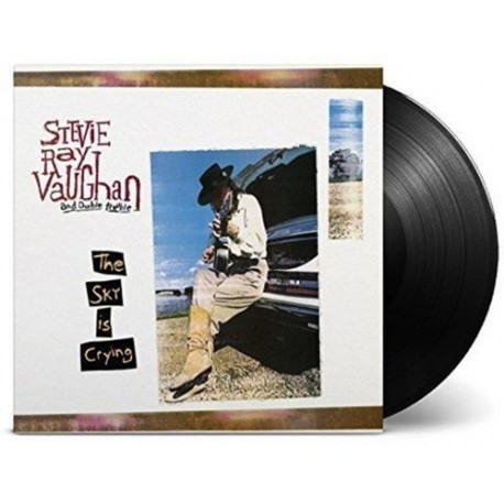 STEVE RAY VAUGHAN - SKY IS CRYING