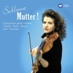ANNE SOPHIE MUTTER - SUBLIME MUTTER