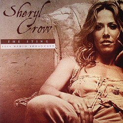 SHERYL CROW - THE STING 1994 RADIO