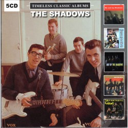 THE SHADOWN - TIMELESS CLASSIC ALBUMS