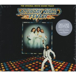 SATURDAY NIGHT FEVER - SOUNDTRACK - VARIOS ARTISTAS