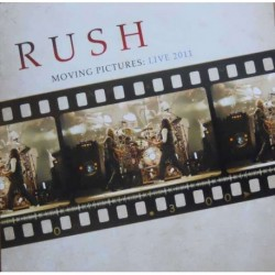 RUSH - MOVING PICTURES: LIVE 2011
