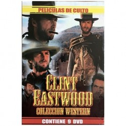CLINT EASTWOOD- COLECCION WESTERN
