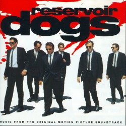 RESERVOIR DOGS - SOUNDTRACK - VARIOS ARTISTAS