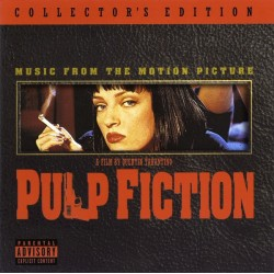 PULP FICTION - SOUNDTRACK - VARIOS ARTISTAS