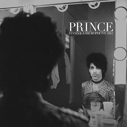 PRINCE - PIANO AND MICROPHONE 1983