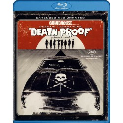 DEATH PROOF - EXTENDED UNRATED