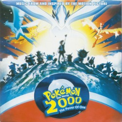 POKEMON 2000 - SOUNDTRACK - VARIOS ARTISTAS
