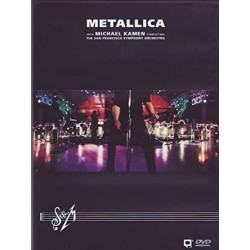 METALLICA - S&M WITH THE SAN FRANCISCO SYMPHONY