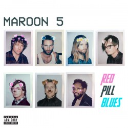 MAROON 5 - RED PILL BLUES DELUXE