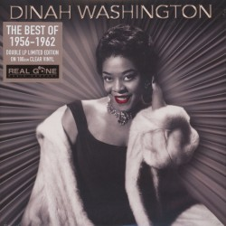 DINAH WASHINGTON - BEST OF 1956-1962
