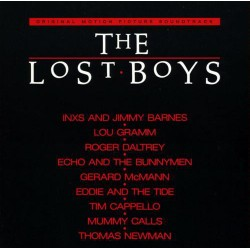 THE LOST BOYS - SOUNDTRACK - VARIOS ARTISTAS