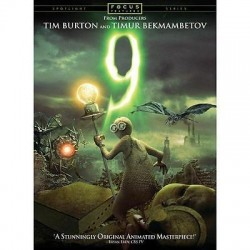 NUEVE - TIM BURTON AND TIMUR BEKMAMBETOV