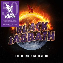 BLACK SABBATH - THE ULTIMATE COLLECTION - LIMITED 50th ANNIVERSARY EDITION