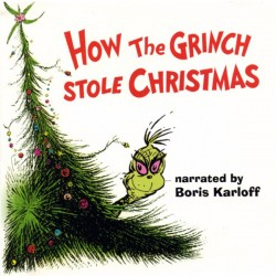 DR SEUSS - HOW THE GRINCH STOLE CHRISTMAS - SOUNDTRACK