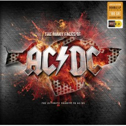 ACDC - THE MANY FACES OF AC/DC
