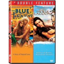 DOUBLE FEATURE - THE BLUE LAGOON / RETURN TO THE BLUE LAGOON