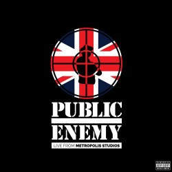 PUBLIC ENEMY - LIVE FROM METROPOLIS STUDIOS