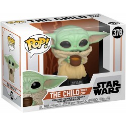 Pop! 378: Star Wars / The Mandalorian - The Child with Cup