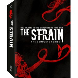 THE STRAIN - THE COMPLETE SERIES