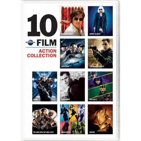 UNIVERSAL 10 FILMS ACTION COLLECTION