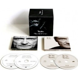 PHIL COLLINS - TAKE A LOOK AT ME NOW BOX