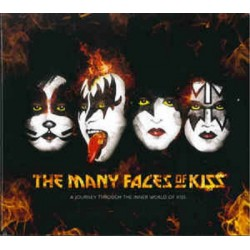 KISS - THE MANY FACES OF