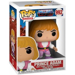 pop! 992: masters of the universe / prince adam
