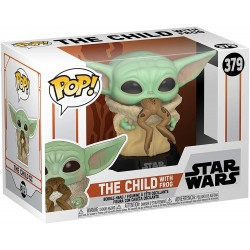 pop! 379: star wars / the child with frog