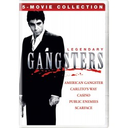 LEGENDARY GANGSTERS - 5 MOVIES COLLECTION