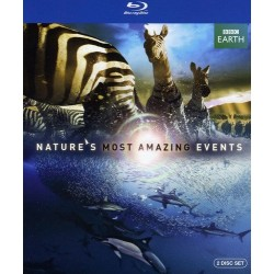BBC - NATURES MOST AMAZING EVENTS