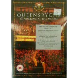 QUEENSRYCH - MINDCRIME AT THE MOORE