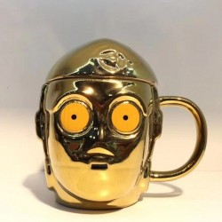 C-3PO - STAR WARS - SCULPED MUG