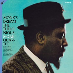 THE THELONIUS MONK QUARTET - MONKS DREAM