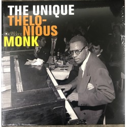 THELONIUS MONK - THE UNIQUE THELONIUS MONK