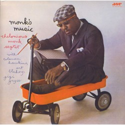 THELONIUS MONK SEPTET - MONKS MUSIC