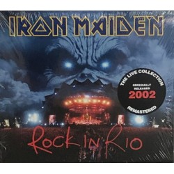 IRON MAIDEN ROCK IN RIO 2