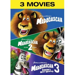 MADAGASCAR COMPLETE COLLECTION