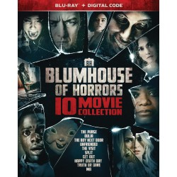 BLUMHOUSE OF HORRORS - 10 MOVIES COLLECTION