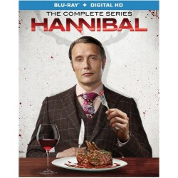 HANNIBAL - THE COMPLETE SERIES