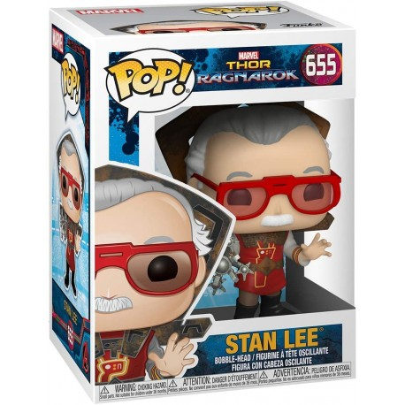 pop! 655 marvel / thor stan lee