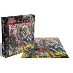 IRON MAIDEN - NUMBER OF THE BEAST - 1000 PIEZAS