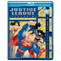 JUSTICE LEAGUE - 2 SEASON