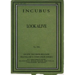 INCUBUS - LOOK ALIVE