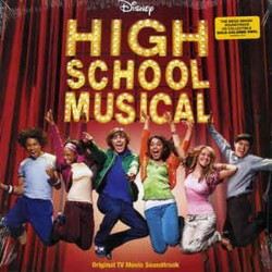 THE HIGH SCHOOL MUSICAL CAST - HIGH SCHOOL MUSICAL - SONUDTRACK