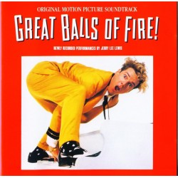 GREAT BALLS OF FIRE - SOUNDTRACK - VARIOS ARTISTAS