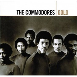 THE COMMODORES - GOLD