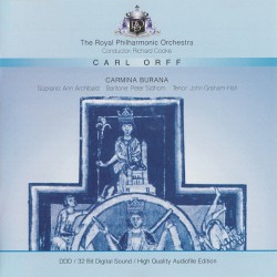 CARL ORFF AND THE ROYAL PHILHARMONIC ORCHESTRA - CARMINA BURANA